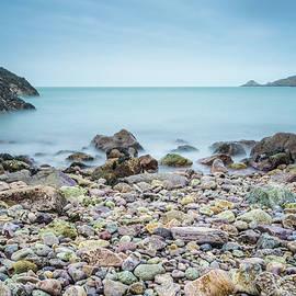 Rocky Beach by James Billings