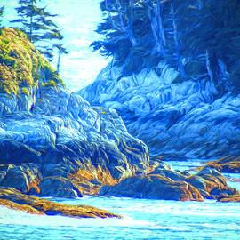 Rocky Coast - Inside Passage