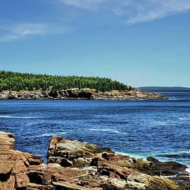 John Trommer - Rocky Coastline 5