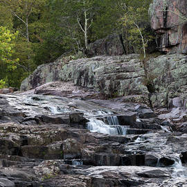 Holly Ross - Rocky Falls