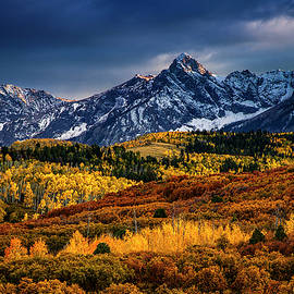 Andrew Soundarajan - Rocky Mountain Autumn