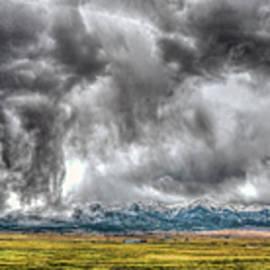 Greg Reed - Rocky Mountain Panorama HDR
