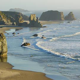 Rocky Pacific Northwest Coast by Erica Finstad