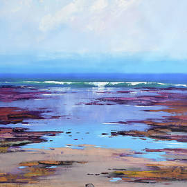 Rocky Shoreline  - Graham Gercken