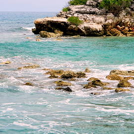 Rocky Waters by Arlane Crump