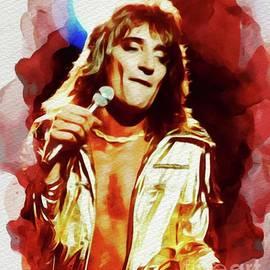 John Springfield - Rod Stewart, Music Legend