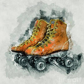 Ian Mitchell - Roller Skates