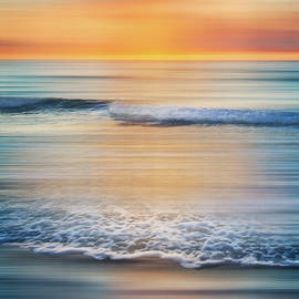 Rolling into Sunrise Dreamscape by Debra and Dave Vanderlaan