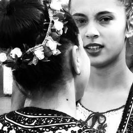 Romanian Beauty - 1 by Mioara Andritoiu