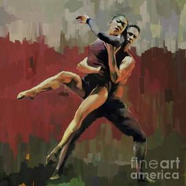 Gull G - Romantic Couple Dance