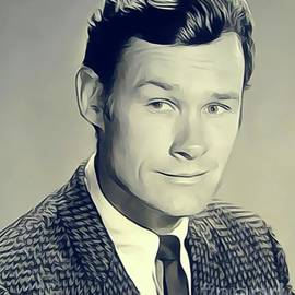 Ron Hayes, Vintage Actor - John Springfield