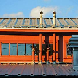 Roofline Geometry by Lynda Lehmann