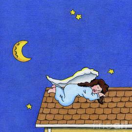 Sarah Batalka - Rooftop Sleeper