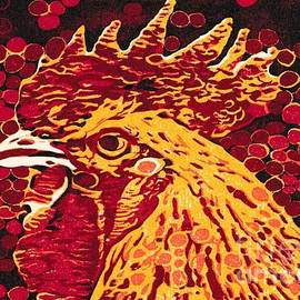 Rooster by Laura Hunsinger-Kelly