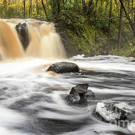Craig Sterken - Root Beer Falls near Wakefiled Michigan