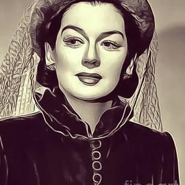 Rosalind Russell, Vintage Actress - John Springfield