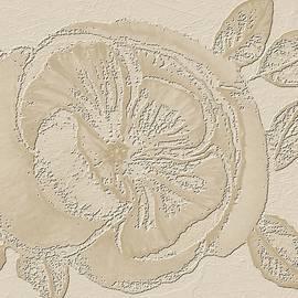 Rose Fossil by Delynn Addams