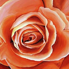 Maria Woithofer - Rose petals