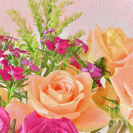 Regina Geoghan - Rose Romance Bouquet