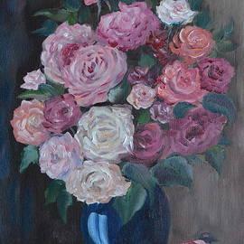 Rose roses by M B