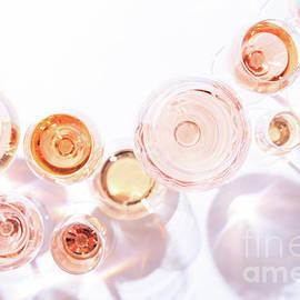 Rose shades by Ekaterina Molchanova