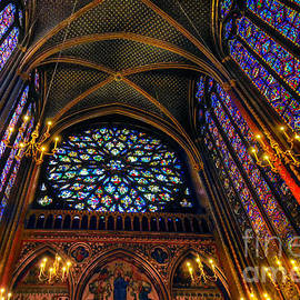 Dave Koch - Rose Window, Sainte-Chapelle
