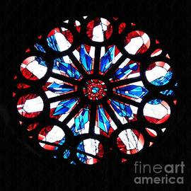 Sarah Loft - Rose Window St Boniface Church