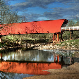 Roseman Bridge by Michael Ciskowski