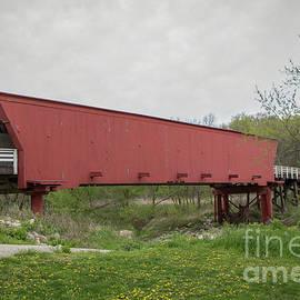 Roseman Covered Bridge 2 by Teresa Wilson