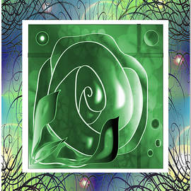 Iris Gelbart - Roses are Green