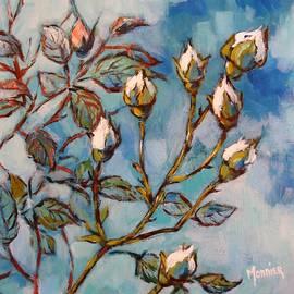 Cathy MONNIER - Rosebuds
