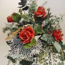Roses decoration by Fabio Rossi