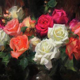 Anna Rose Bain - Roses for Kim
