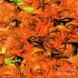 Wingsdomain Art and Photography - Roses in Abstract 20170325 square