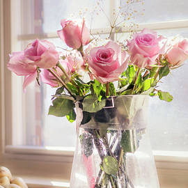Roses In The Kitchen by Rima Biswas