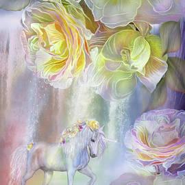 Carol Cavalaris - Roses In The Mist