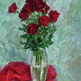 Roses of the Heart by Sergey Sovkov