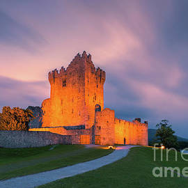 Henk Meijer Photography - Ross Castle - Ireland
