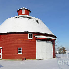 Steve Gass - Round Barn, Kokomo, Indiana,