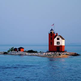 Rich Sirko - Round Island Lighthouse