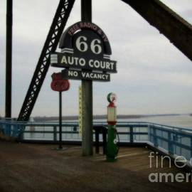 Kelly Awad - Route 66 Auto Court