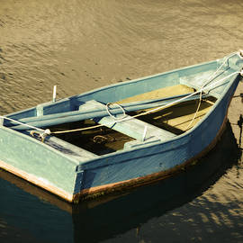 Mary Machare - Rowboat at Twilight