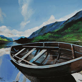 Bill Dunkley - Rowboat Waiting