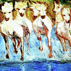 Anand Swaroop Manchiraju - Royal Horses