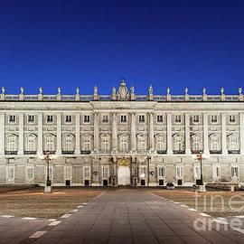 John Greim - Royal Palace Madrid