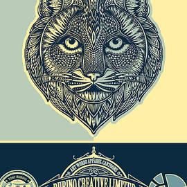 Rubino Spirit Cat by Tony Rubino