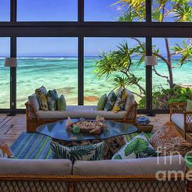 Mitch Shindelbower - Ruffing It Hawaiian Style