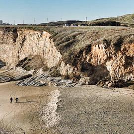 Rugged Coastline by Grace Dillon