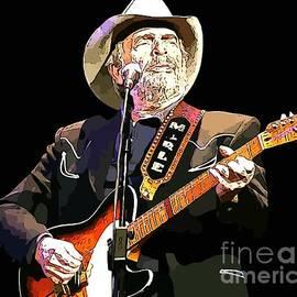 John Malone - Rugged Merle Haggard