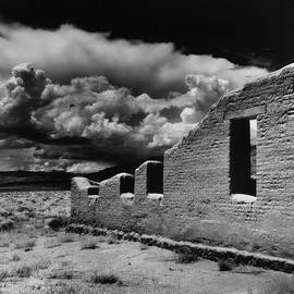 Steve Ellison - Ruins - Fort Churchill, Nevada